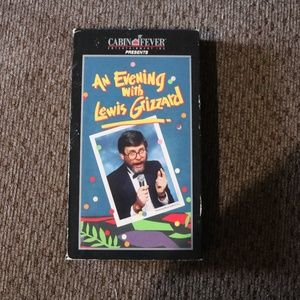 An Evening with Lewis Grizzard VHS